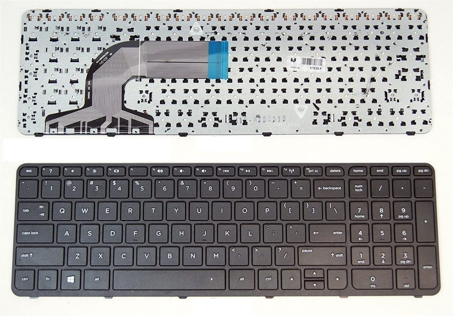 wangpeng New US Keyboard For HP Pavilion 15-R026TX 15-R027TX 15-R032TX 15-R033TX 15-R034TX keyboard NEW