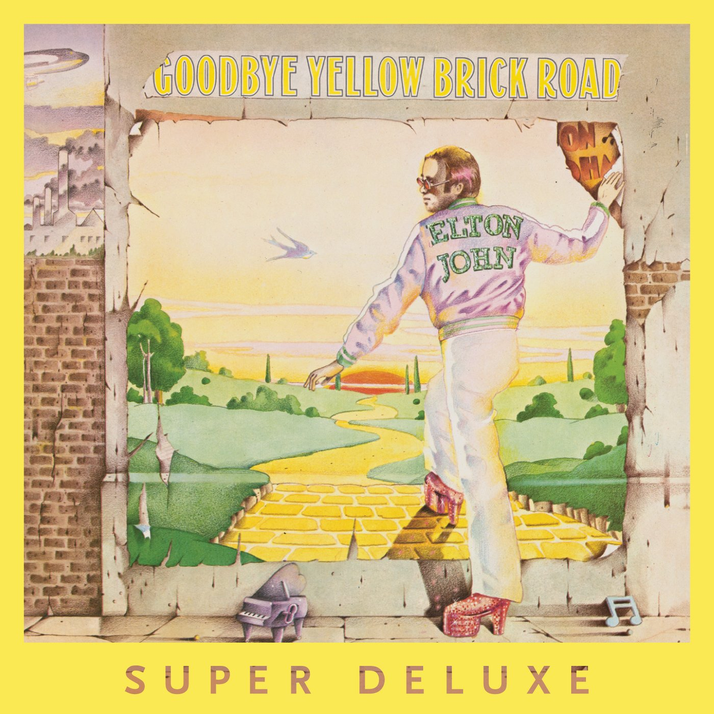 Goodbye Yellow Brick Road [4 CD/DVD Combo][Super Deluxe] by MERCURY (P