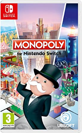 Monopoly - Nintendo Switch [Importación inglesa]: Amazon.es ...