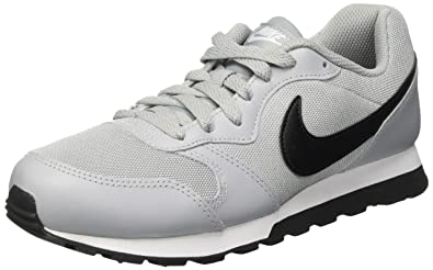 04a9d8af41 Amazon.com  Nike Grey Shoes MD Runner 2 (GS) (807316-003) 38 -  Shoes