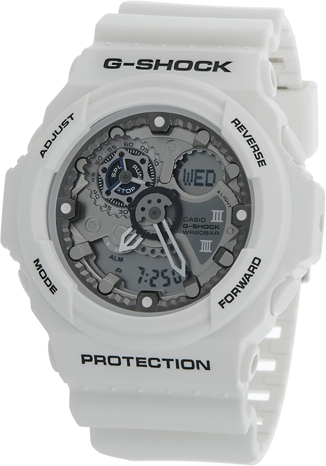 CASIO G-Shock BIG CASE LED Analog Digital GA-300-7ADR Men s