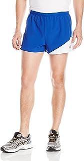 ASICS Uomo Gunlap 1/2Split Pantaloncini ASICS Sports Apparel TF3273-P