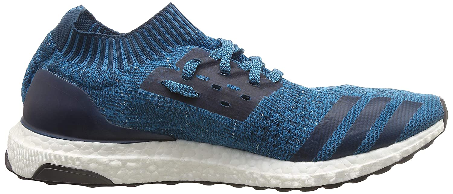 da331049b2e Adidas Men s Ultraboost Uncaged Blue Running Shoes-11 UK India (46 EU) ( BY2555)  Buy Online at Low Prices in India - Amazon.in