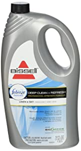 Bissell Rental Febreze Deep Clean and Refresh Professional Strength Formula, 52 oz
