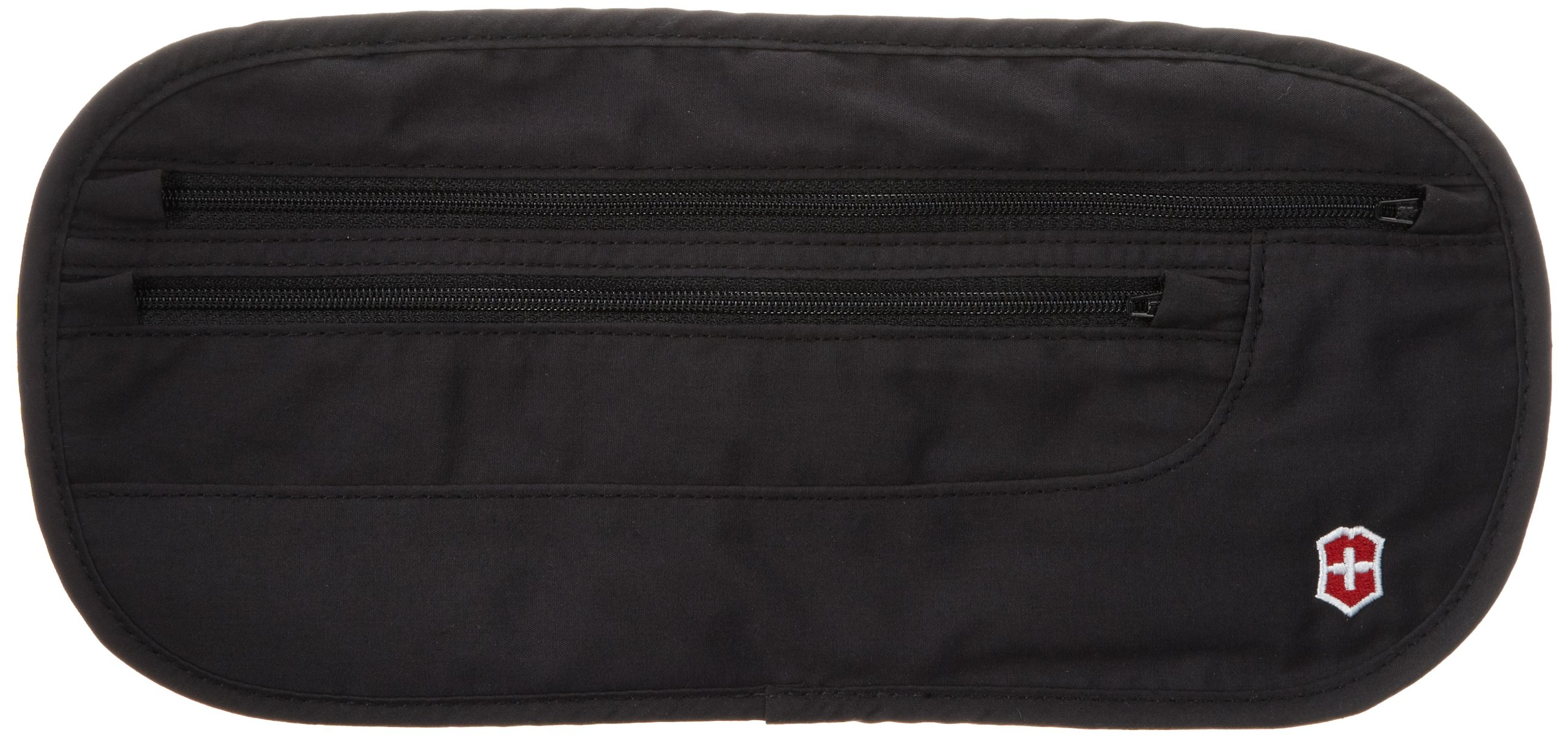 Victorinox  Deluxe Concealed Security Belt,Black,One Size