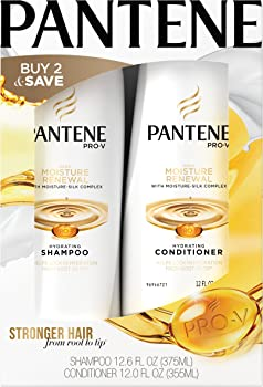 Pantene Pro-V 12.6 Fl Oz and 12 Fl Oz Shampoo and Conditioner