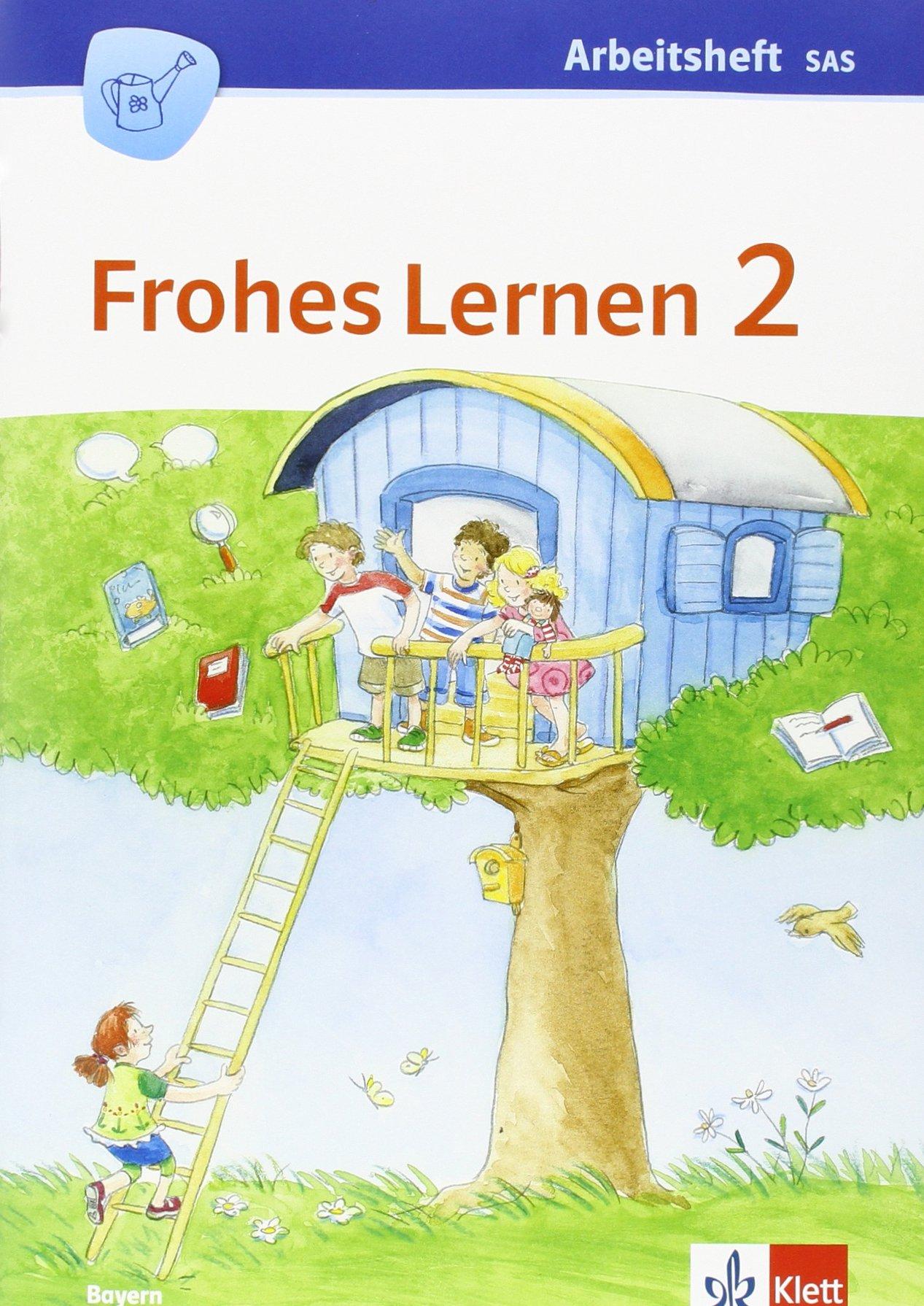 FROHES LERNEN Sprachbuch / Arbeitsheft Schulausgangsschrift 2. Schuljahr