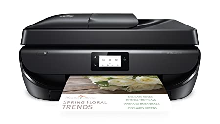 Review HP OfficeJet 5255 Wireless