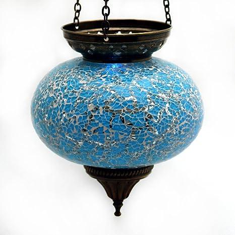 mosaico lámpara techo Wind Luz Lámpara colgante exterior ...
