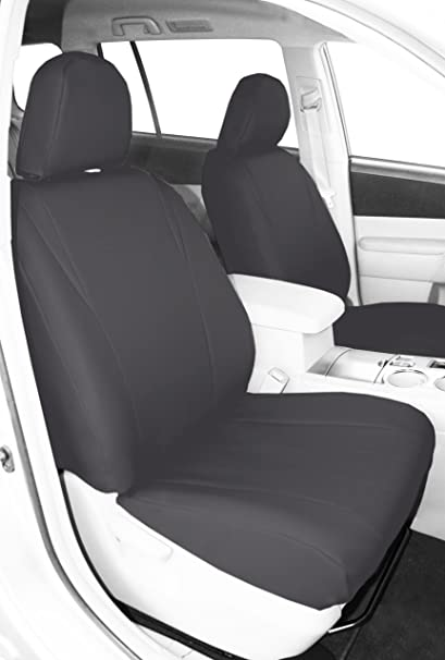 CalTrend Front Row Bucket Custom Fit Seat Cover For Select Nissan Rogue Models
