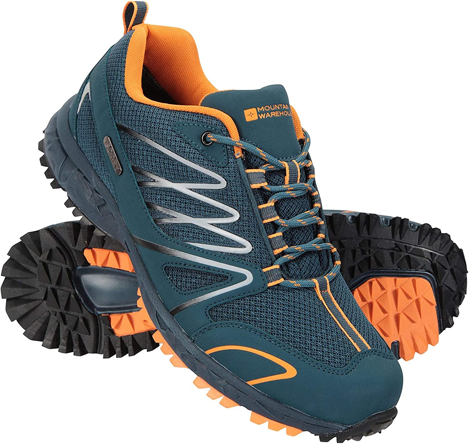 Mountain Warehouse Enhance Mens Running Shoes – Trail Sneakers