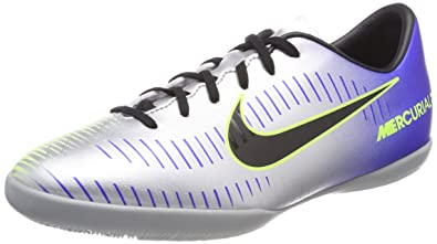 differently 8b1eb 2faff Nike Kids' Neymar Jr. MercurialX Victory VI (IC) Indoor/Court Soccer Shoes