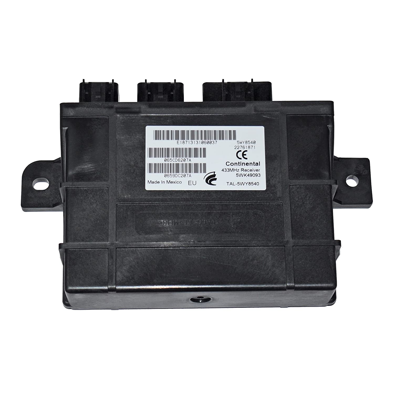 2011 – 14 Euro Cadillac Cts Wagon 433 MHzキーレスエントリ受信機モジュール22761871 B01CERYDX6