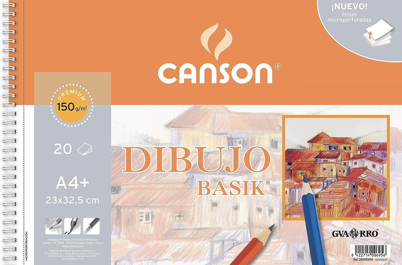 Canson 400695 - Bloc de dibujo