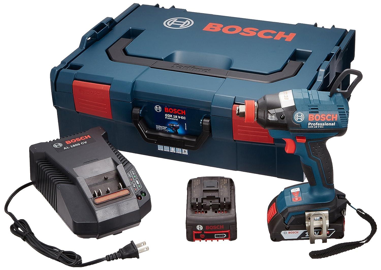 BOSCH(ボッシュ) 18Vバッテリーインパクトドライバー GDX18V-EC