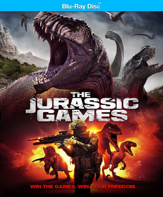 Amazon.com: The Jurassic Games [Blu-ray]: Ryan Bellgardt ...