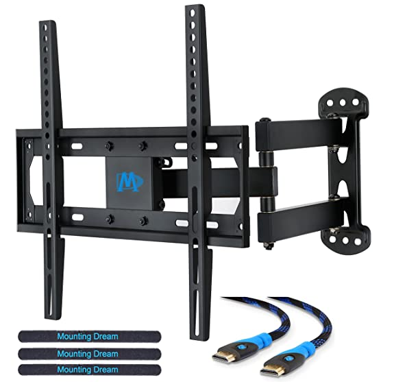 Amazoncom Mounting Dream MD2377 TV Wall Mount Bracket for most