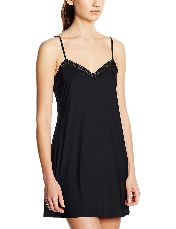 Calvin Klein Underwear 000QS5302E - Chemise de Nuit - Uni - Femme   Amazon.fr  Vêtements et accessoires 04cdcb868a3