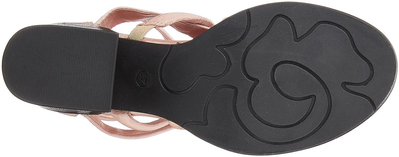Mjus Damen Geschlossene 795007-0101-6328 Geschlossene Damen Sandalen Pink (Rosa) 1ba333
