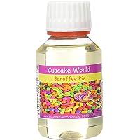 Cupcake World Aromas Alimentarios Intenso Tarta de Banoffee