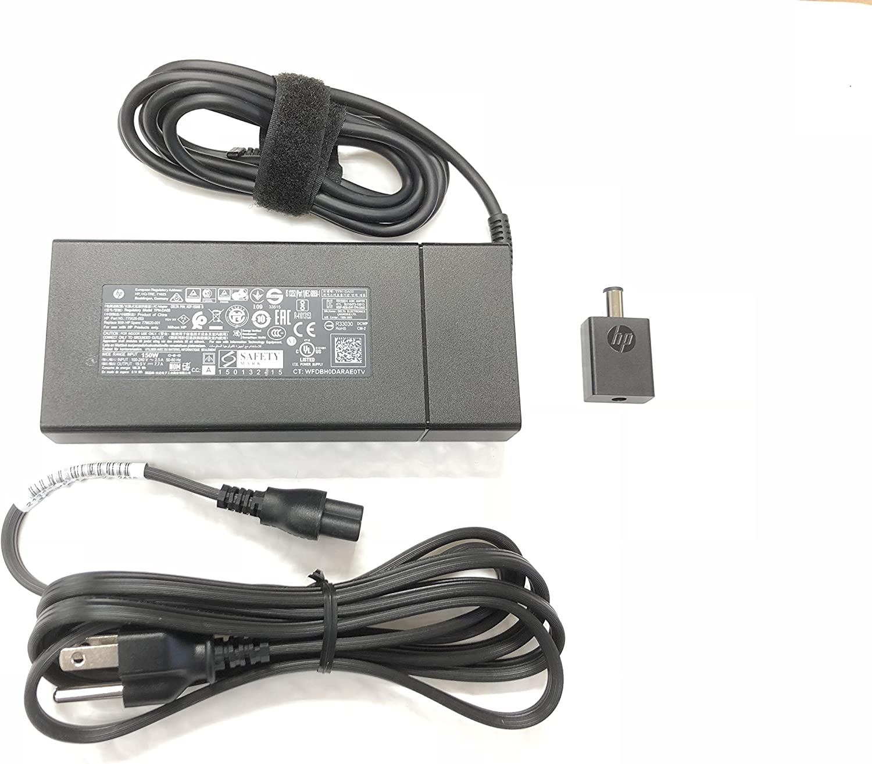 Slim Genuine Original HP AC Adapter 19.5V 7.7A 150W 776620-001 775626-003 OEM