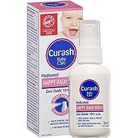 Curash Medicated Nappy Rash Spray 50 ml, 50 milliliters