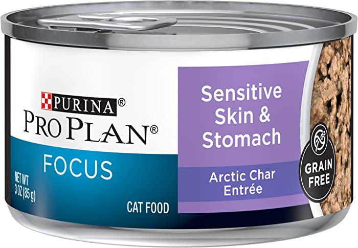 Top 9 Pro Plan Focus Purina Wet Cat Food