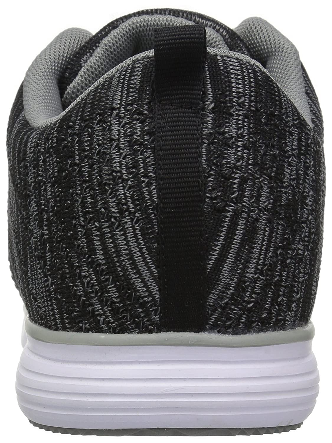 Propét Women's TravelFit Walking Shoe B01IODYKP0 6.5 W US|Black/Grey
