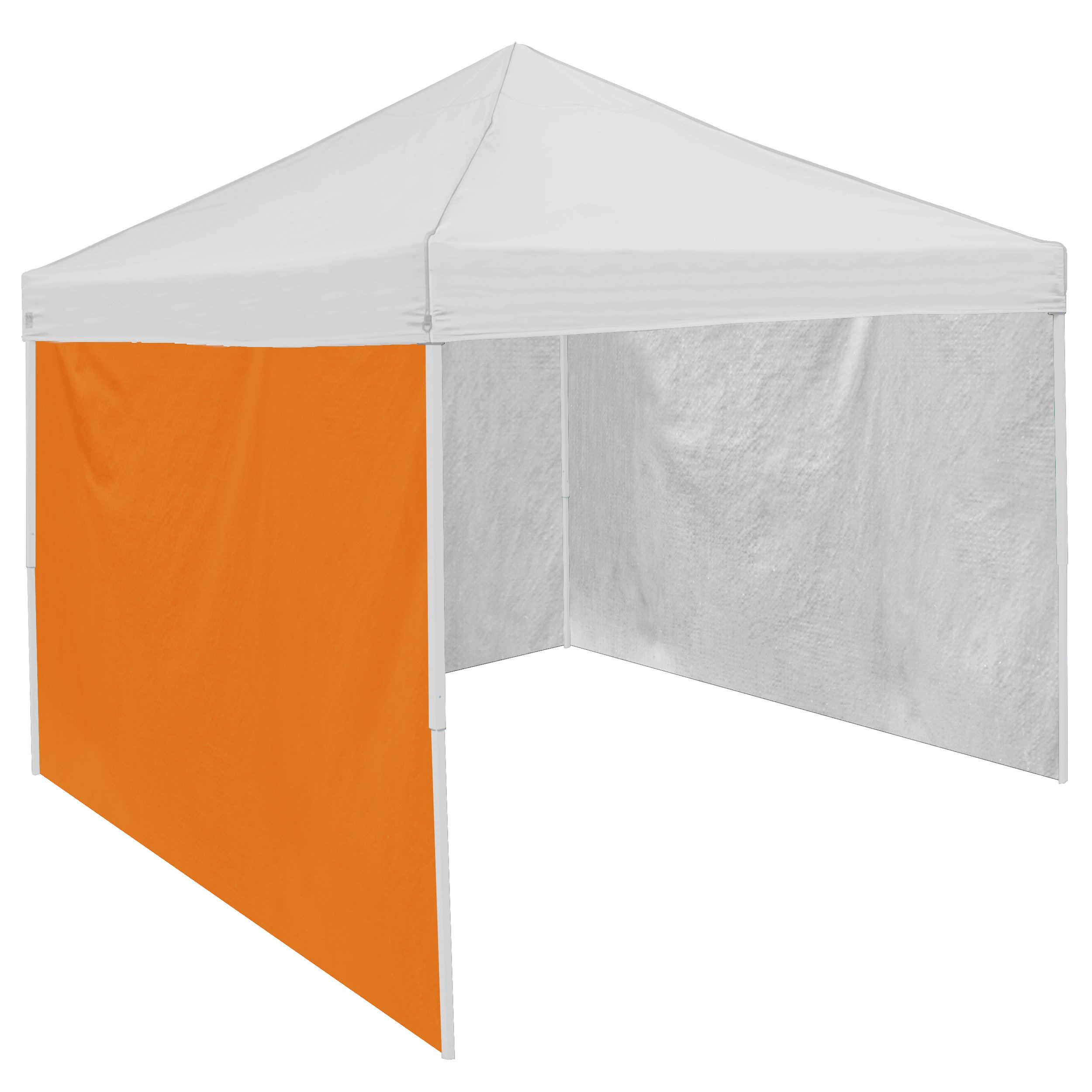 NCAA Adult Side Panel, 9 x 6', Orange by Logo Brands