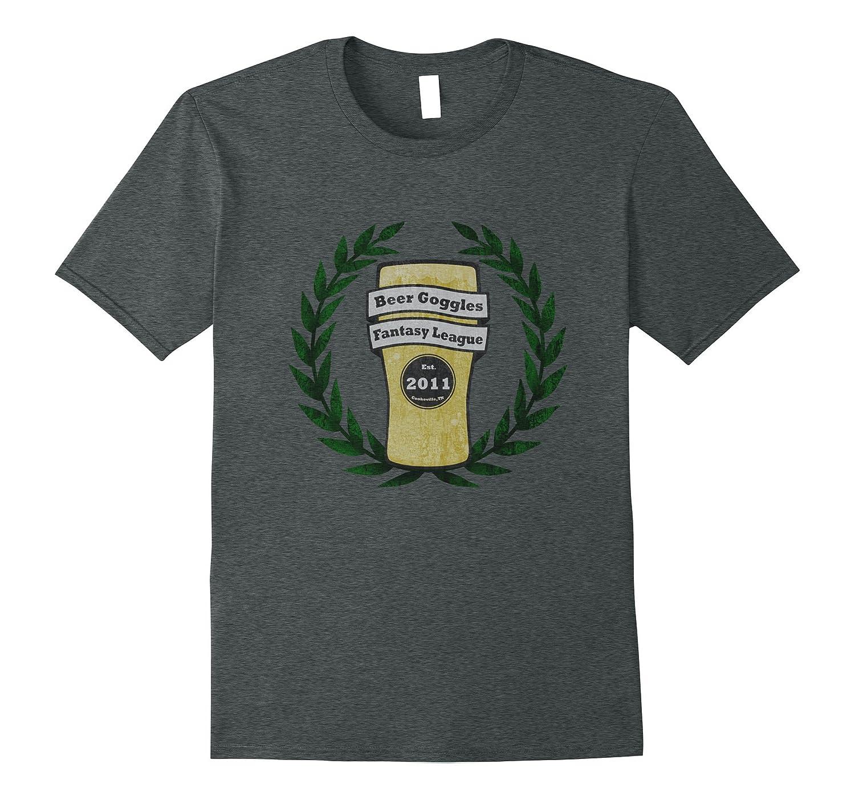 Original Beer Goggles League T Shirt-TH