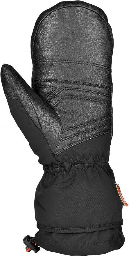 c84951a1729c90 Reusch Down Spirit GTX® Mitten black/white 6,5: Amazon.de: Bekleidung