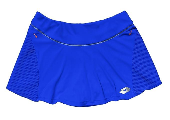 Lotto Twice II W, Falda de Tenis para Mujer: Amazon.es: Ropa y ...