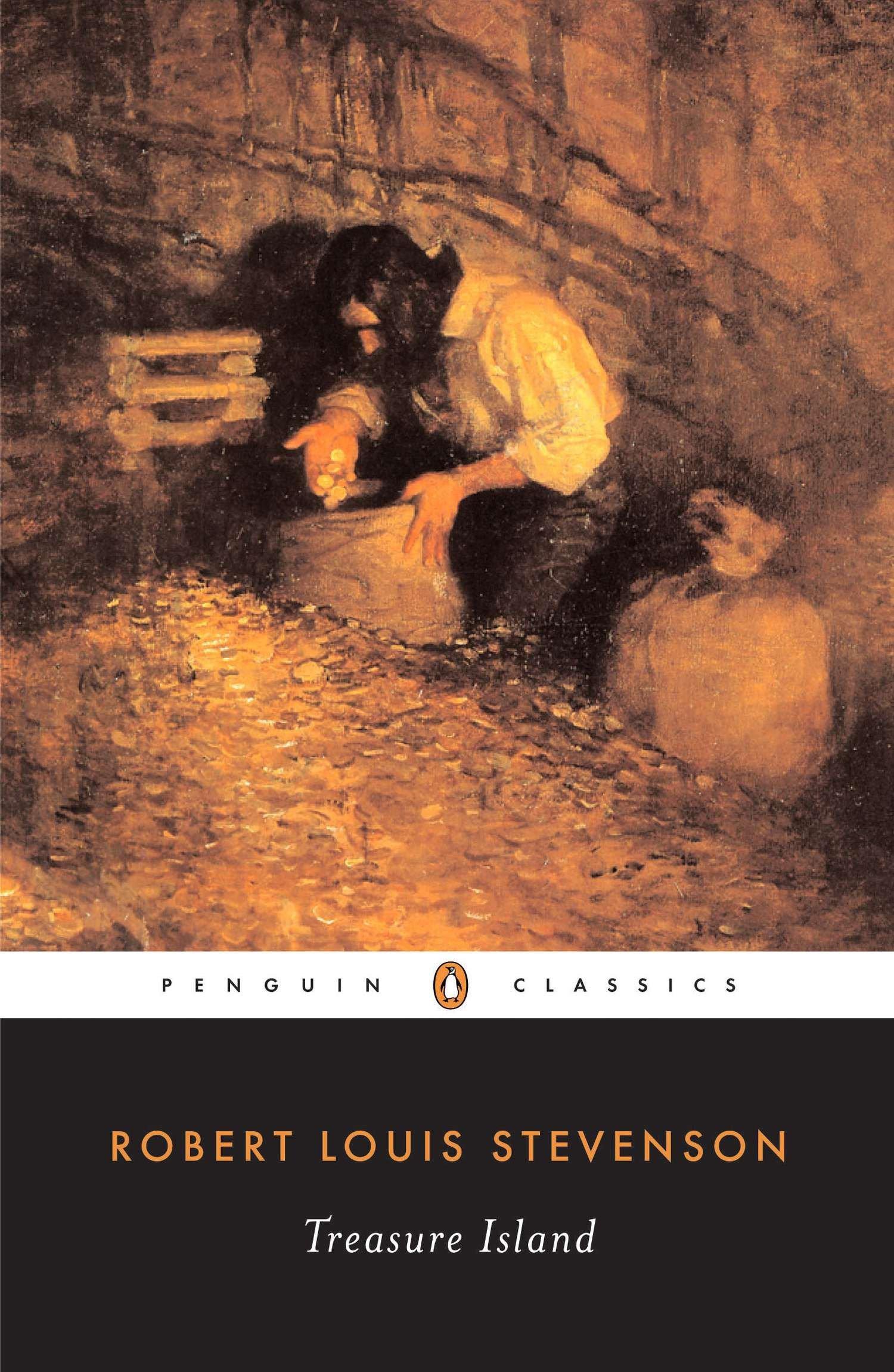 Treasure Island  Penguin Classics