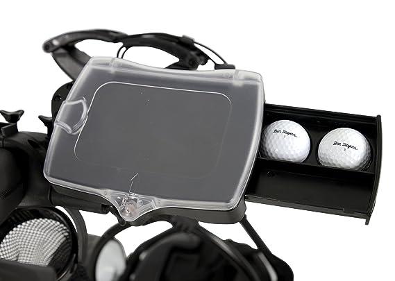 Ben Sayers G5207 - Carro de Golf eléctrico, Color Negro: Amazon.es: Deportes y aire libre