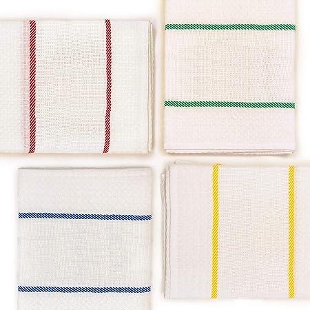 BGEUROPE - Paños de cocina (100% algodón): Amazon.es: Hogar
