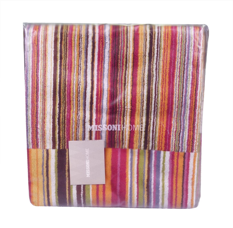 Juego toallas Missoni 1 toalla + 1 invitados Jazz 156 Millerighe: Amazon.es: Hogar