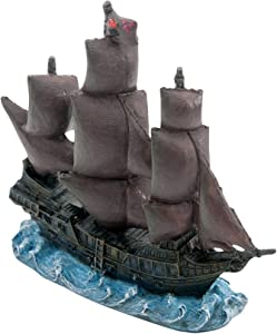 Penn-Plax Officially Licensed Disney Aquarium Ornaments from Pirates of The Caribbean