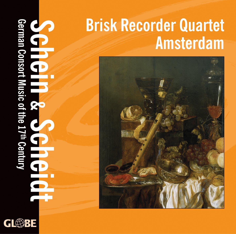 Johann Hermann Schein / Samuel Scheidt: German Consort Music of the 17th Century