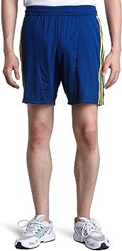 adidas Pantalón España -2012-1ª equipación: Amazon.es: Deportes ...