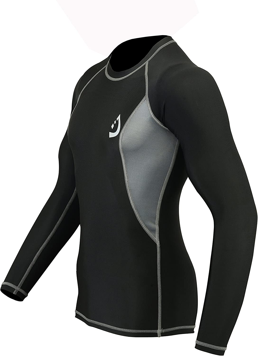 Deckra Mens Compression Baselayer Skin Tight Armour Cool Dry Running Cycling Top