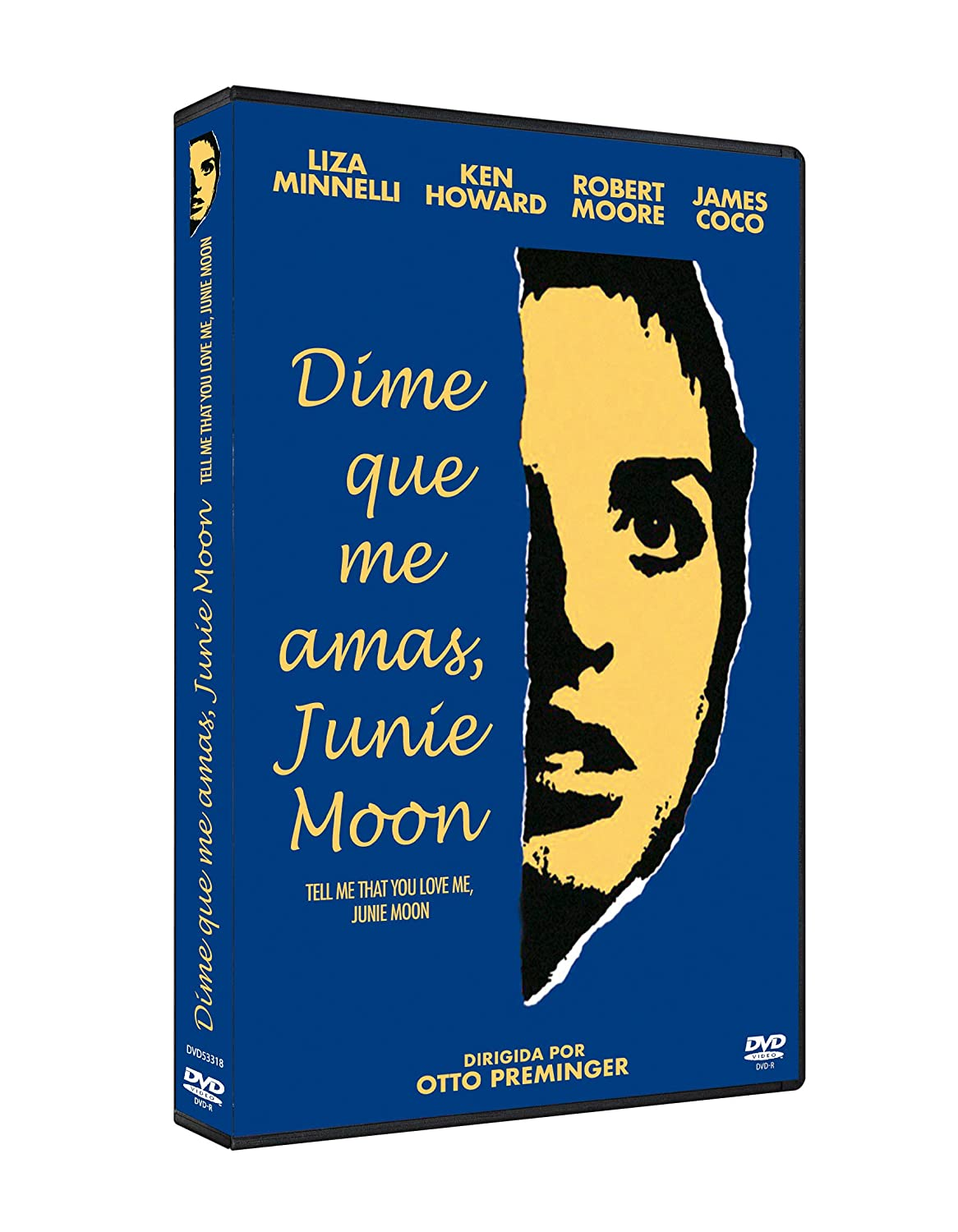 Dime Que Me Amas, Junie Moon DVD  1970 Tell Me that You Love Me, Junie Moon