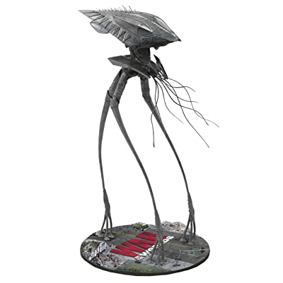 Pegasus Hobbies War of The Worlds (2005) 1:144 Scale Alien Tripod Model Kit: Toys & Games