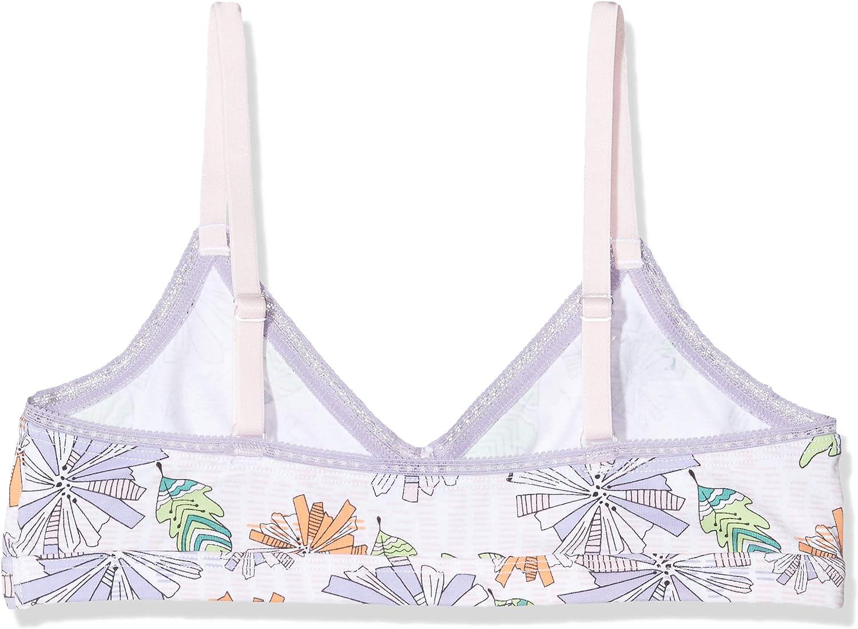Skiny M/ädchen Soft Triangle BH Tropical Garden Reggiseno Bambina