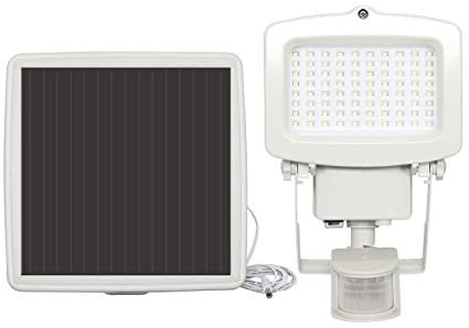 Westinghouse 80 led pir motion activated solar security light westinghouse 80 led pir motion activated solar security light white 1500 lumens mozeypictures Gallery