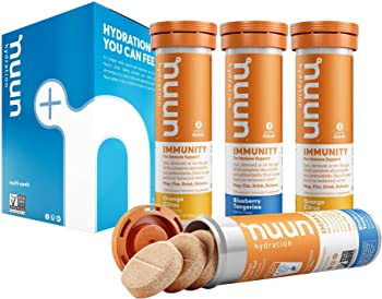 Nuun Immunity Antioxidant Immune Support Hydration Supplement