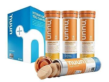 Amazon.com: Nuun Immunity: Pastillas para soporte del ...