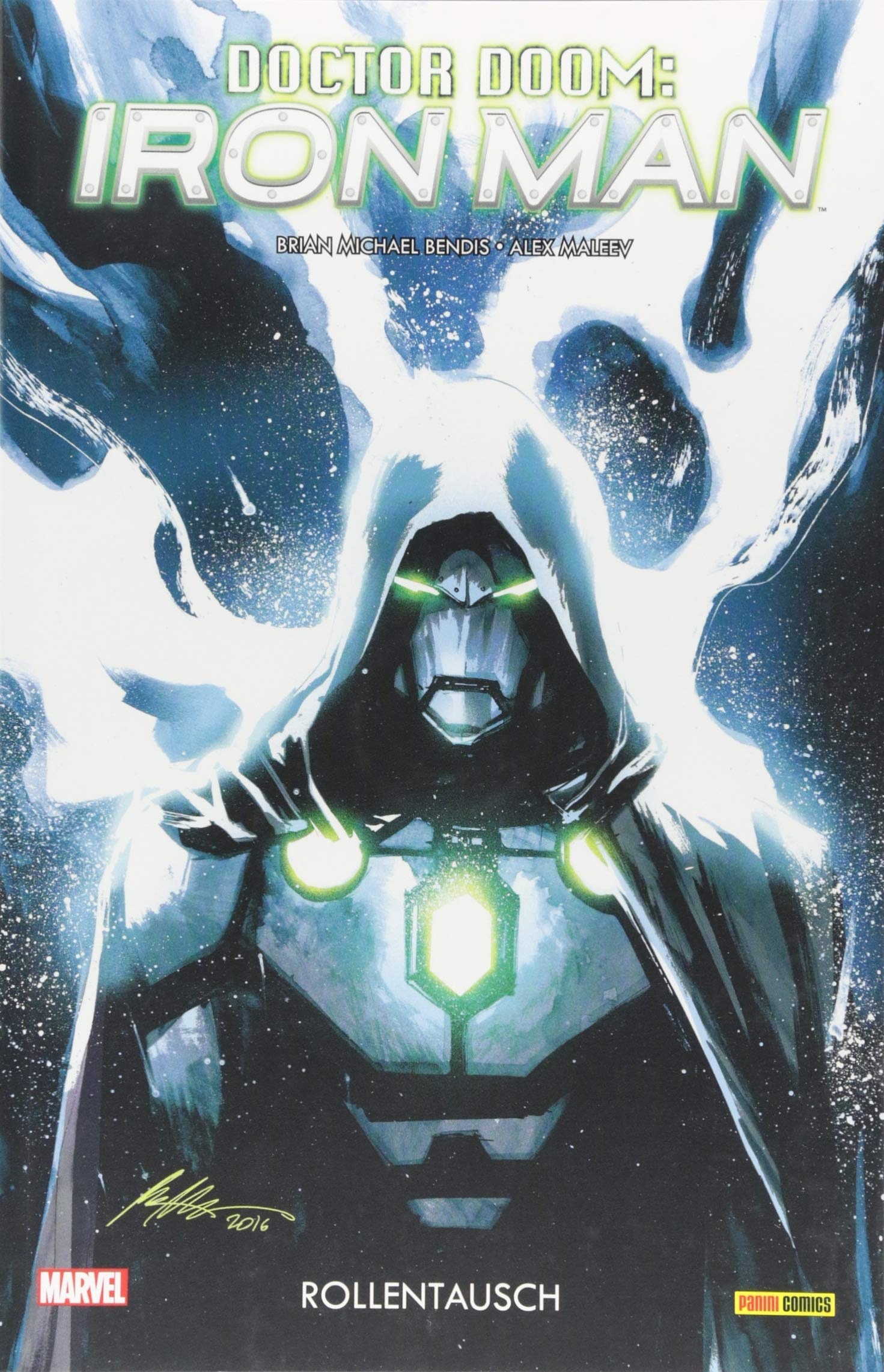 Doctor Doom: Iron Man: Bd. 1: Rollentausch