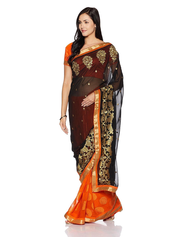 designer net sarees with price