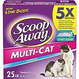Scoop Away Arena para Gatos Aglutinada, 11.3 kg