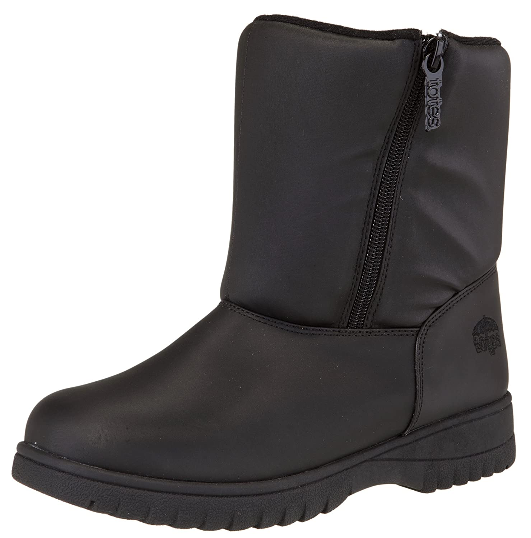 Totes Women's Gina Waterproof Winter Snow Boot